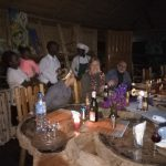 Birthday at Lake Bunyonyi