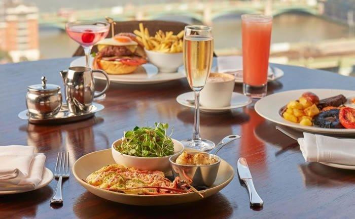 what to eat at Lake Bunyonyi Rock Resort
