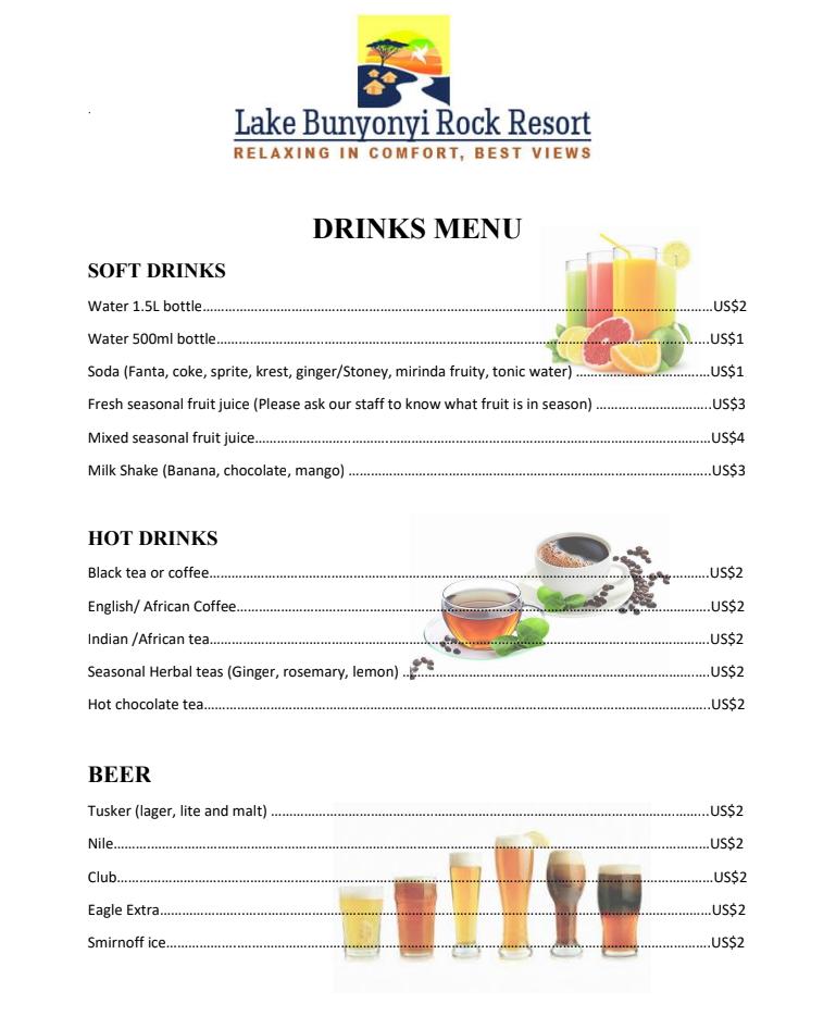 Lake Bunyonyi Rock Resort