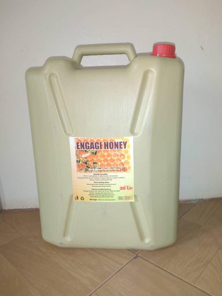 Engagi Honey Large Size